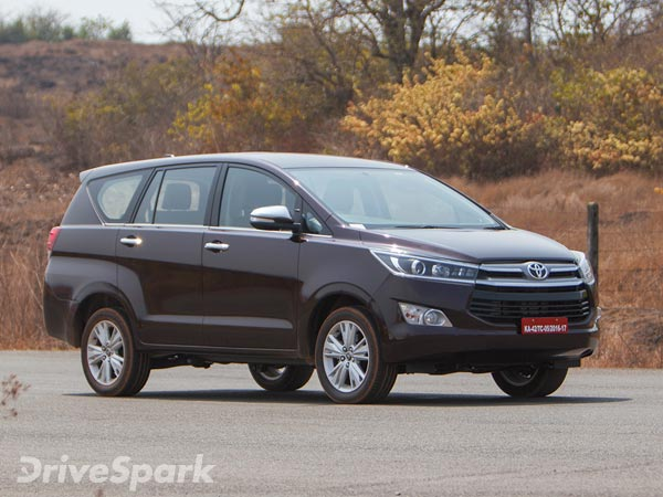 Updated Toyota Innova Crysta And Fortuner Launched In India