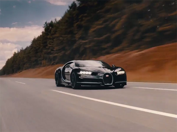 Bugatti Chiron Sets World Record With Montoya Behind The Wheel