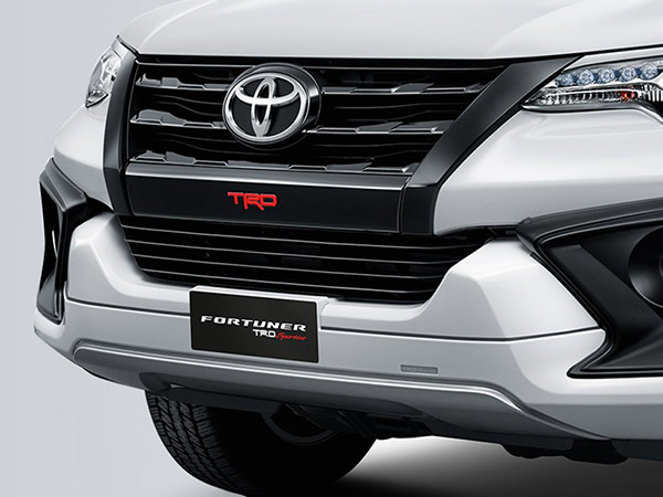 Toyota To Introduce Fortuner TRD Sportivo In India
