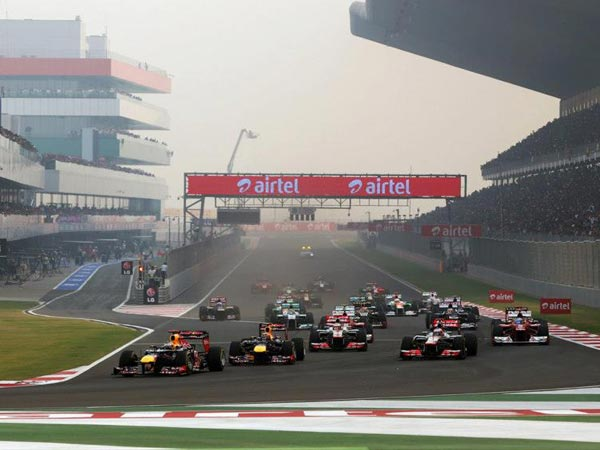 Formula One Might Return To India