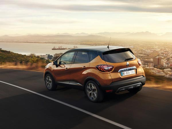 Video: Renault Captur Teased Ahead Of Reveal In India
