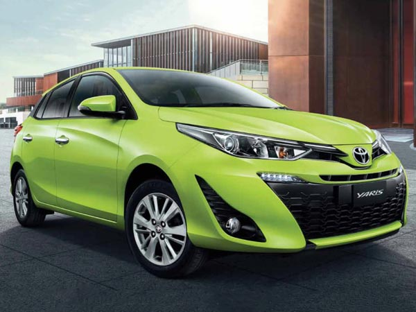 Toyota Reveals Yaris Facelift In Thailand