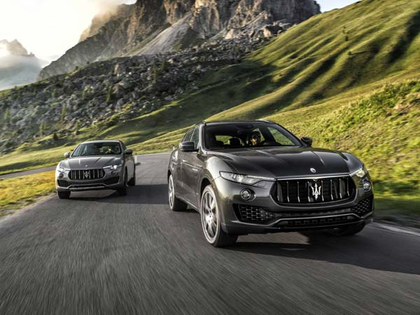 Maserati Working On Levante GTS Version