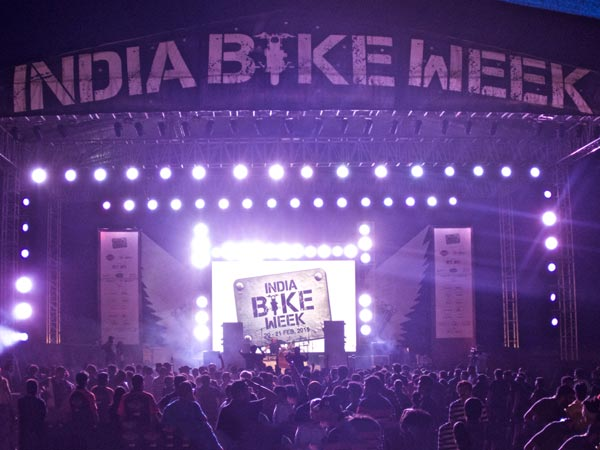Fifth Edition Of India Bike Week To Be Held In November 2017