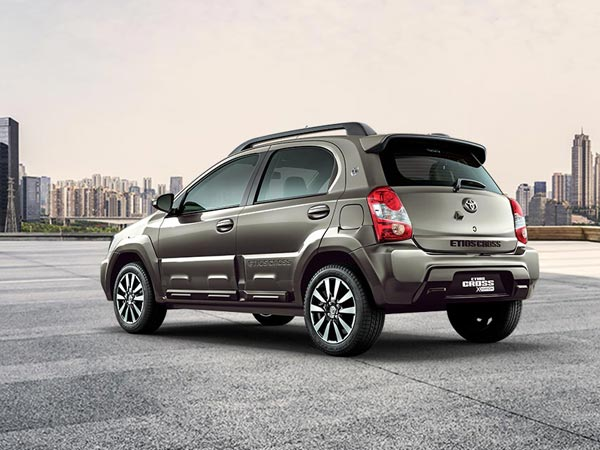 Toyota Etios Cross X Edition Launched In India Launch Price Specifications Images