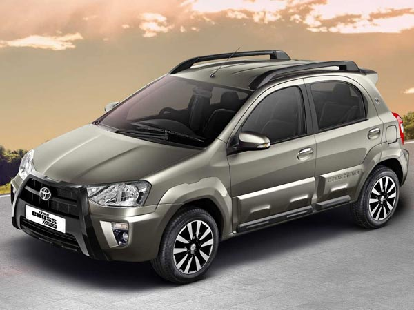 Toyota Etios Cross X Edition Launched In India Launch
