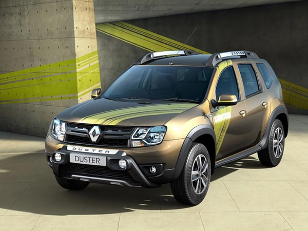 Renault Duster Sandstorm Launched In India; Launch Price, Specifications & Images