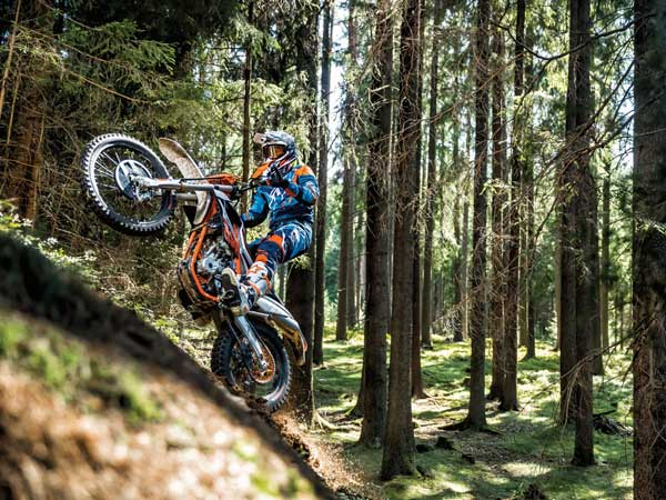 KTM Unveils New Freeride 250 F Off-Road Motorcycle