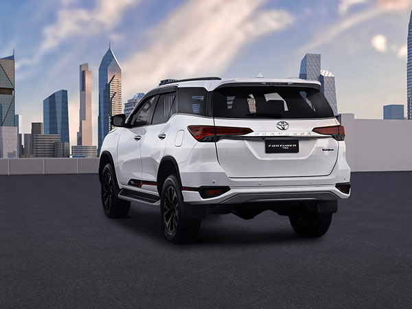 Toyota Fortuner Trd Sportivo Launched In India Launch