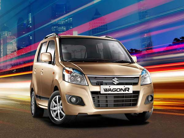 Maruti Wagon R Becomes Third Largest Selling Car For The Carmaker In India