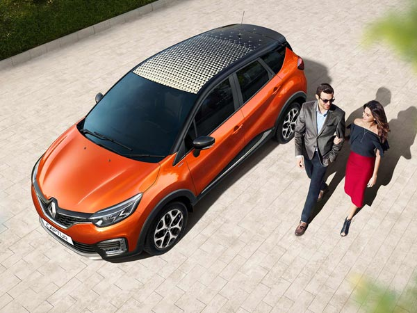 Renault Captur Unveiled In India; Booking Amount, Specifications, Features & Images