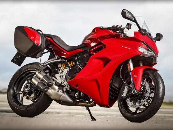 Ducati SuperSport Launched In India - Launch Price, Specifications and Images