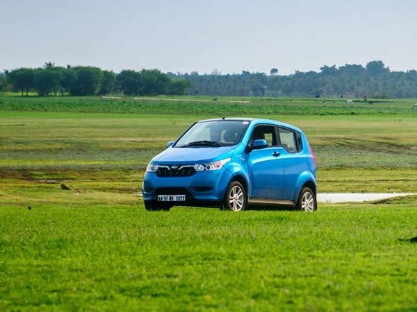 Mahindra e2o Plus City Smart Launched In India; Launch Price, Specifications & Images