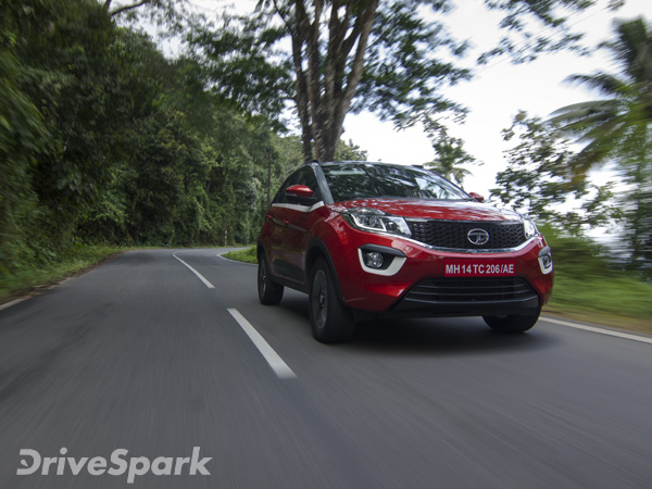 Tata Nexon Launched In Bangalore At Rs 5.94 Lakh
