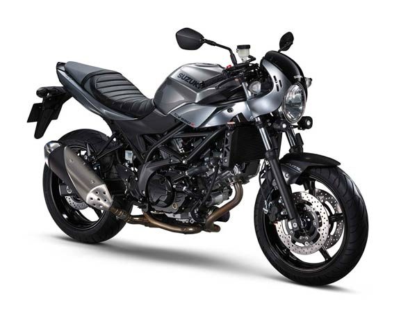 Suzuki SV650X Revealed Ahead Of Debut
