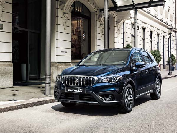 New Maruti S-Cross Facelift Booking Amount & Date Announced