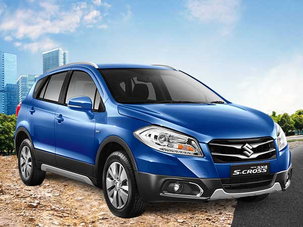 New Maruti S-Cross Top Changes In Features, Specifications & Images