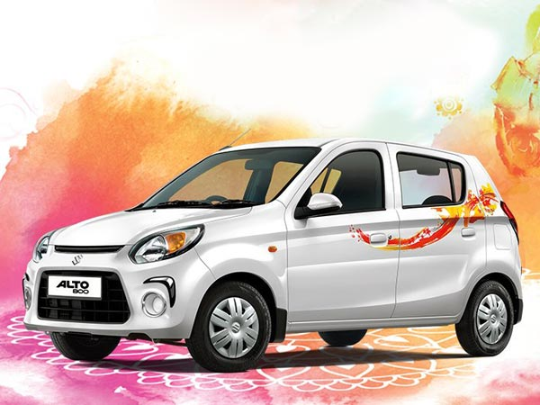 maruti suzuki alto 800 utsav edition launched in india priced at rs