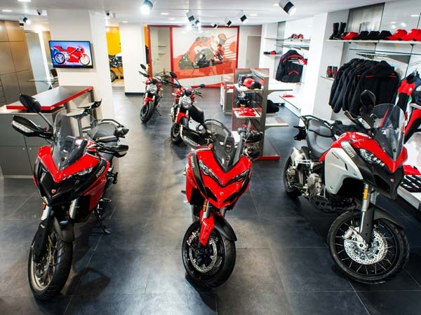 ducati deal laid off