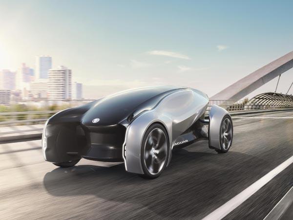 Jaguar Future Type Concept Revealed