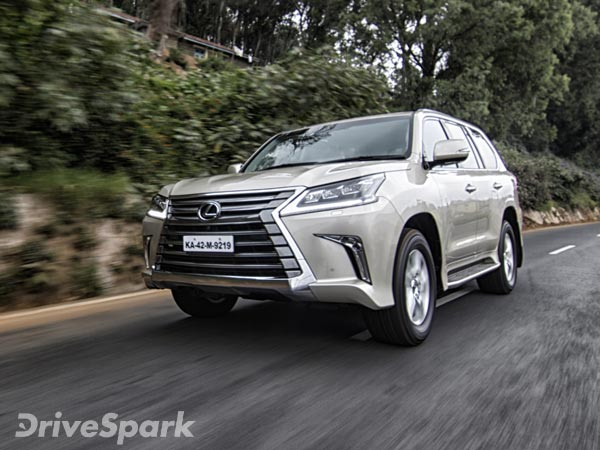 Lexus India Restructure Operate Independently