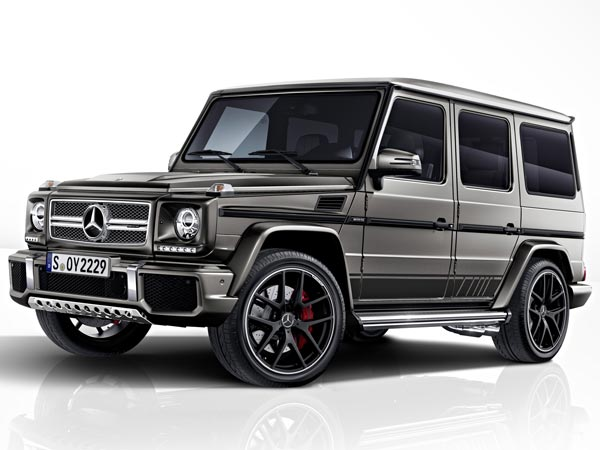 mercedes amg g63 exclusive edition