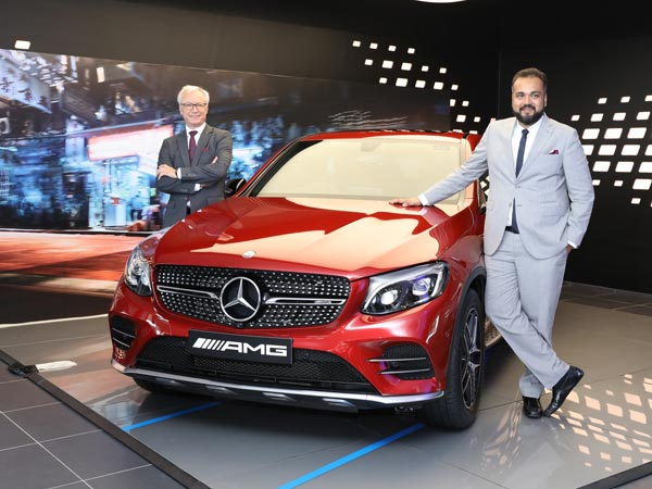 Mercedes benz 3s dealership in goa now open drivespark news for Mercedes benz dealers in nh