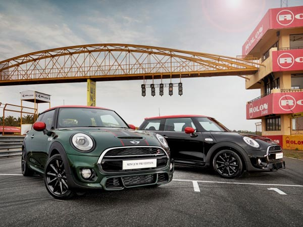 Mini Jcw Pro Edition Launched India Launch Price Specifications Images Nmc1