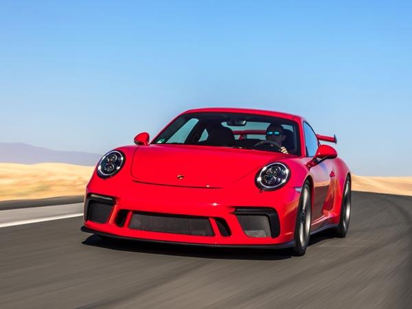 New Porsche 911 Gt3 India Launch Date Confirmed