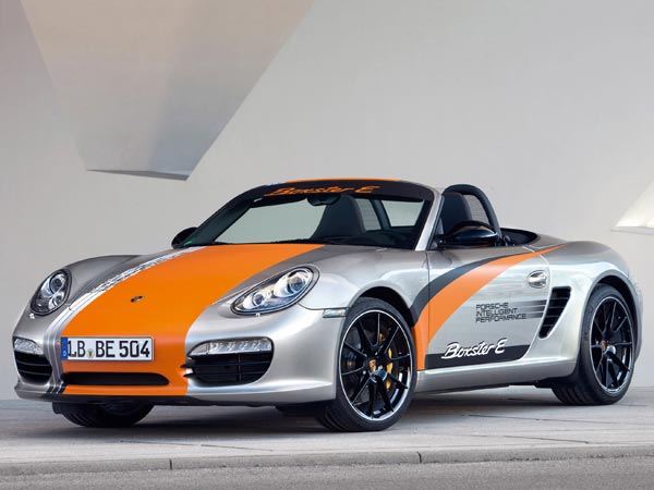 Porsche Solid State Battery Electric Vehicles