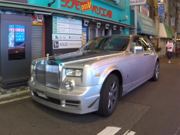 Rolls Royce Phantom With Twin Charged 2jz Engine