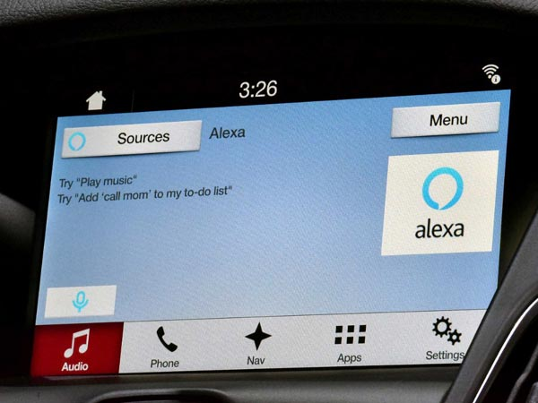 Skoda Cars To Feature Alexa Voice Assist System