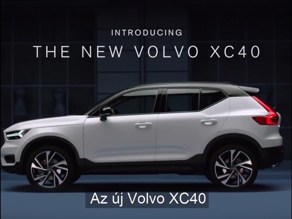 Volvo Xc40 Leaked Ahead Debut