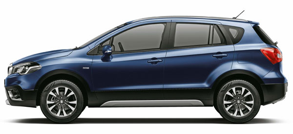 Maruti Suzuki S-Cross Facelift Launched In India; Launch Price, Specifications & Images