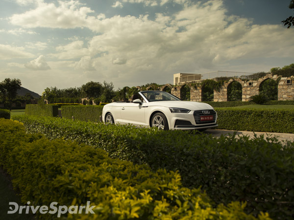 Audi A5 Launched In India; Launch Price, Specifications, Features & Images