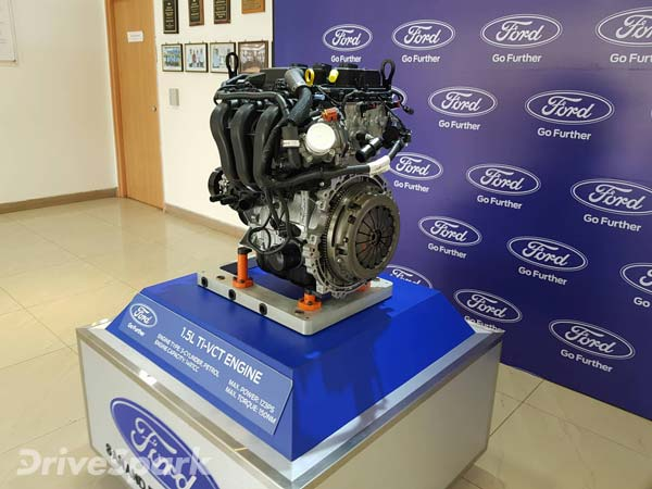 Ford Unveils All-New 1.5-Litre Petrol Engine; To Power Upcoming Ecosport Facelift