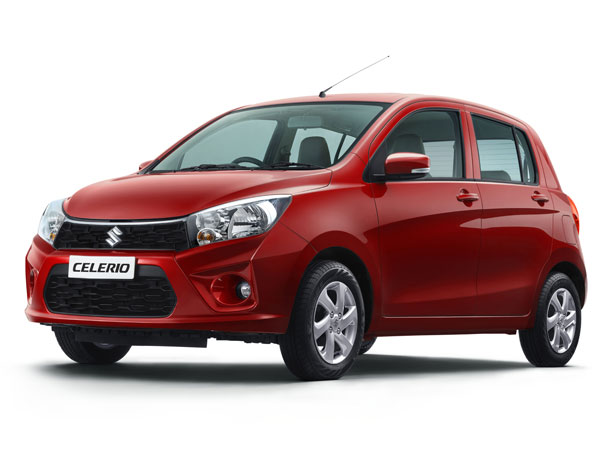 Maruti Celerio Facelift Launched In India; Launch Price, Specifications, Mileage & Images