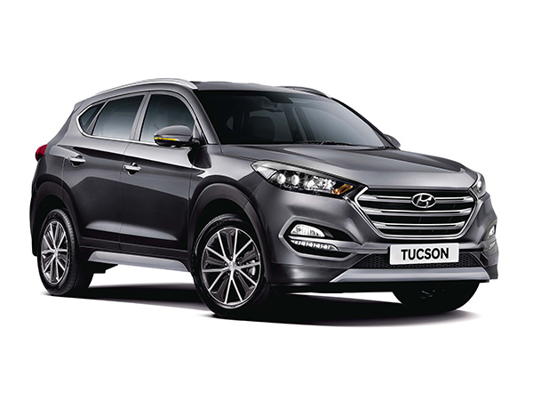 Hyundai Tucson 4WD Launched In India - Launch Price, Specifications