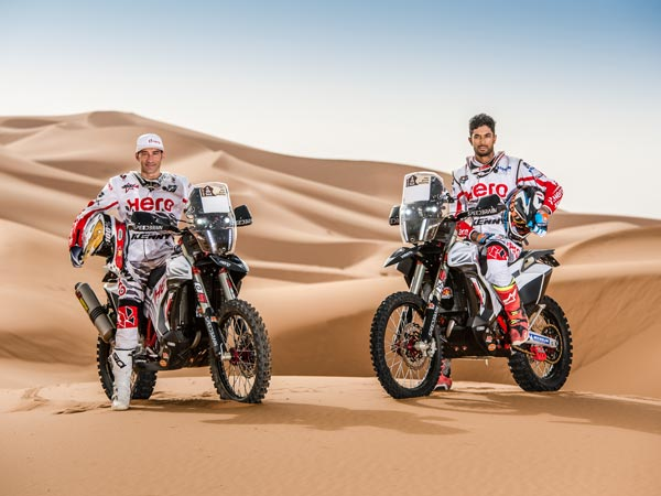 Indians Impress At The Oilibya Rally Of Morocco 2017; Here Are The Results