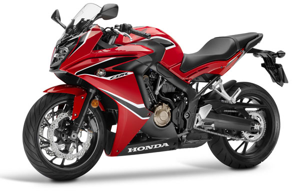 2017 Honda CBR 650F Launched In India - Launch Price, Specifications And Images