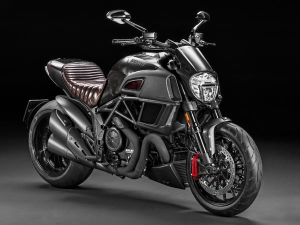 Ducati Diavel Diesel Limited Edition Deliveries Commences In India ...