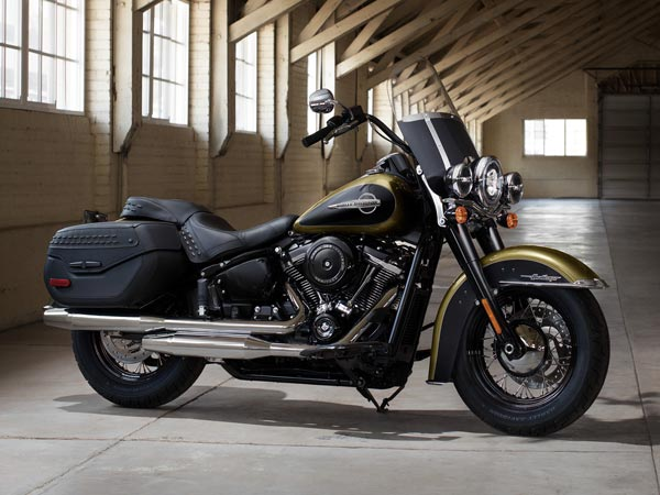 Harley-Davidson 2018 Softail Range Launched In India ...