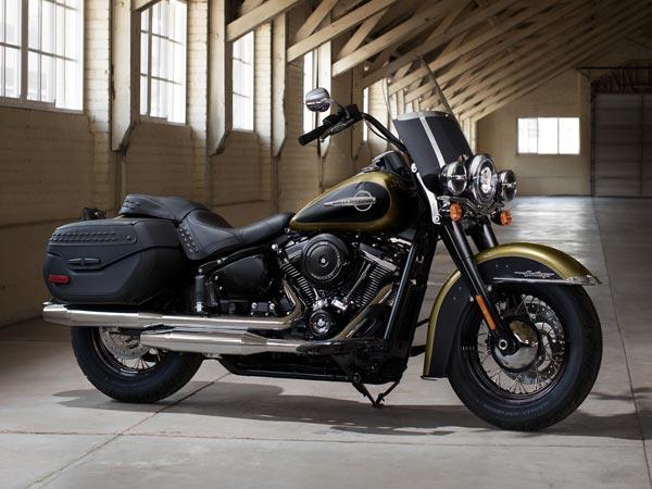 Harley Davidson: Harley-Davidson 2018 Softail Range Launched In India