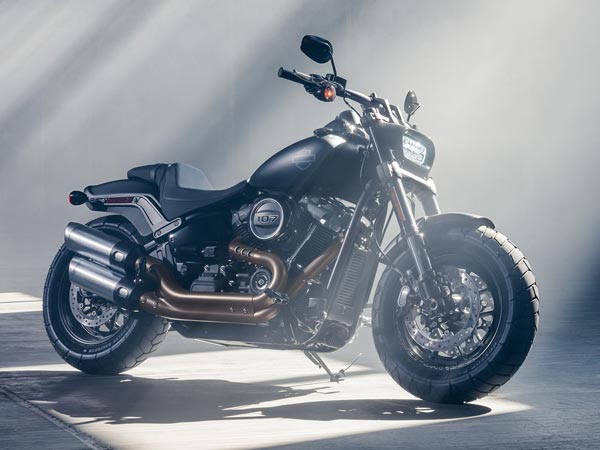 Harley-Davidson 2018 Softail Range Launched In India; Launch Price, Specifications, Features & Images