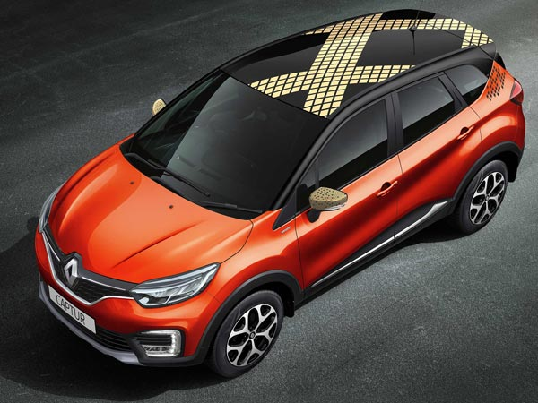 renault captur india launch date revealed drivespark news. Black Bedroom Furniture Sets. Home Design Ideas