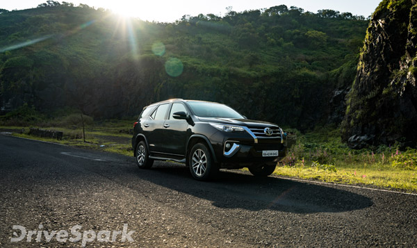 Toyota Fortuner First Drive Review — The SUV Which Got Us Amped
