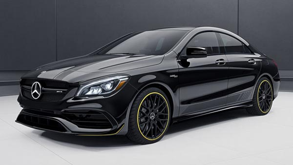 mercedes amg cla 45 and gla 45 india launch date revealed. Black Bedroom Furniture Sets. Home Design Ideas