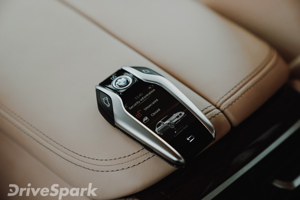 bmw 740li dpe signature key