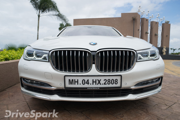 bmw 7 series petrol review