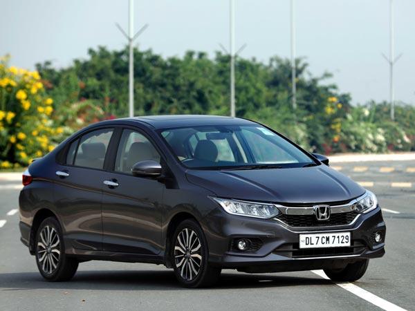 Honda City 7 Lakh Sales Milestone India